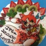 3Dキャラクターケーキ ノエルの樹